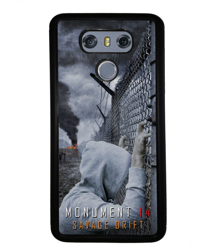 Emmy Laybourne Monument 14 Savage Drift | LG Phone Case