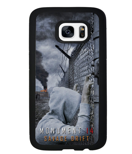 Emmy Laybourne Monument 14 Savage Drift | Samsung Phone Case