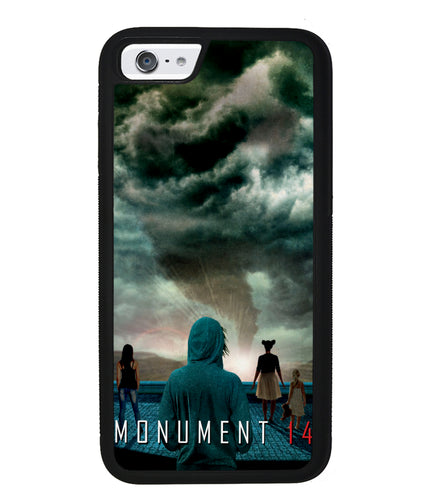 Emmy Laybourne Monument 14 | Apple iPhone Case