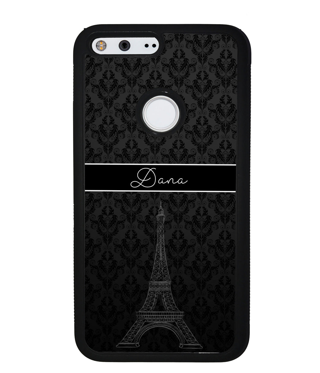 Paris Eiffel Tower Personalized | Google Phone Case