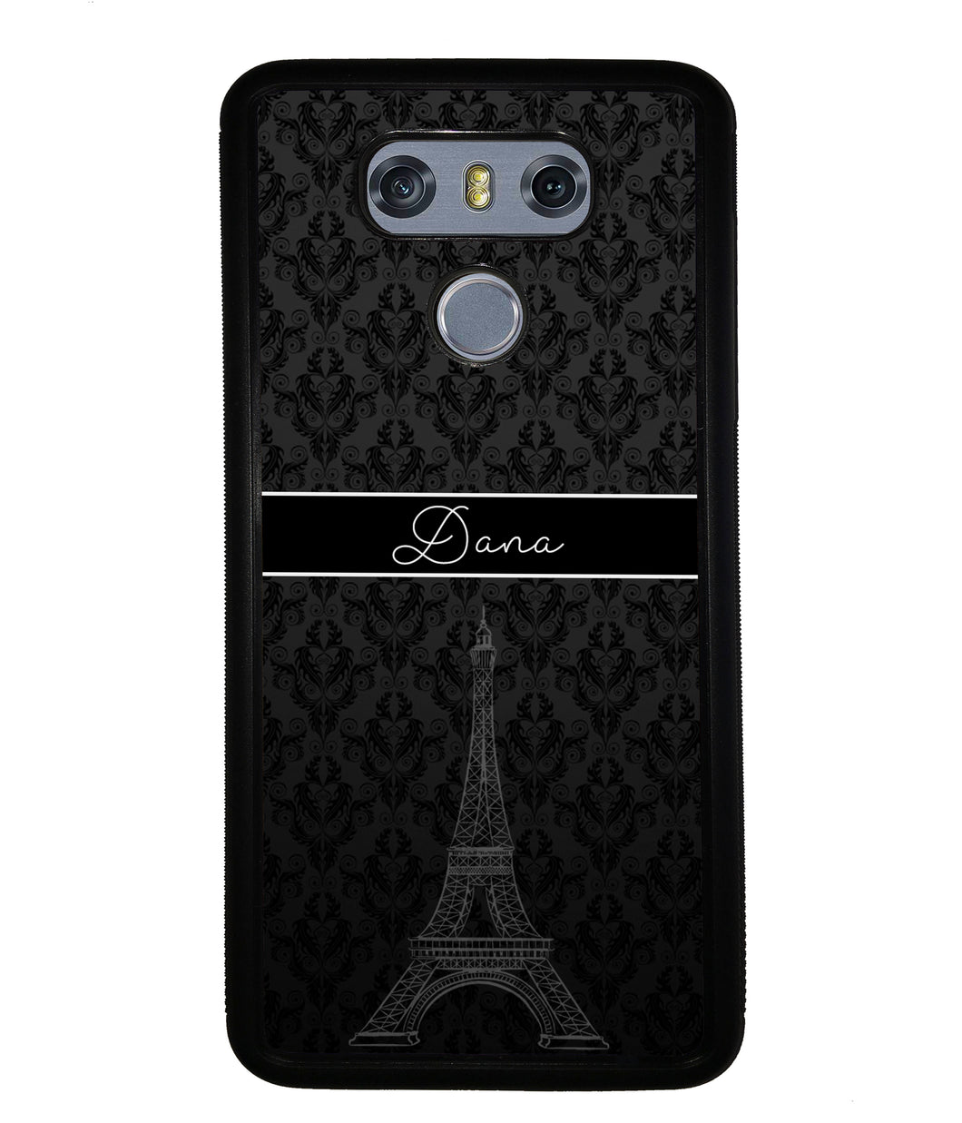 Paris Eiffel Tower Personalized | LG Phone Case
