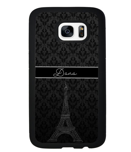 Paris Eiffel Tower Personalized | Samsung Phone Case