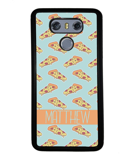 Pepperoni Pizza Personalized | LG Phone Case