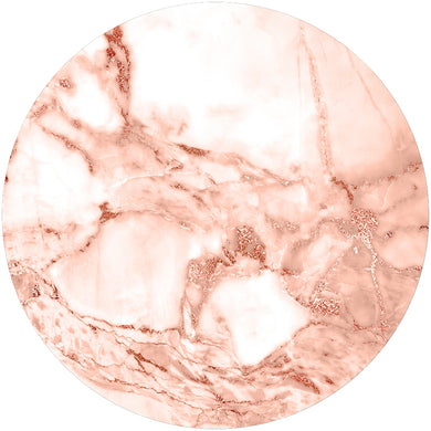 Rose Gold Marble Phone Stand