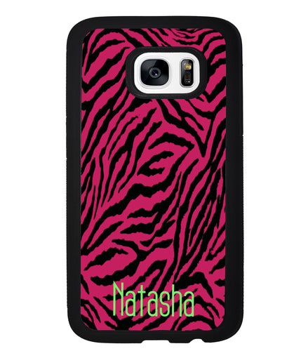 Create Your Own Customizable Animal Print | Samsung Phone Case