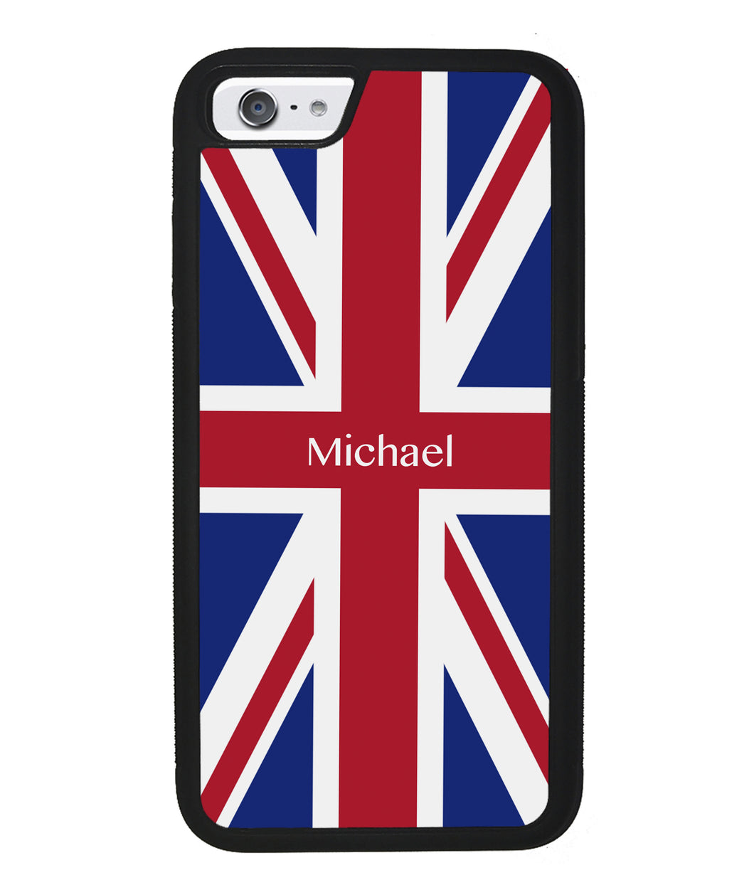 United Kingdom Flag Personalized | Apple iPhone Case
