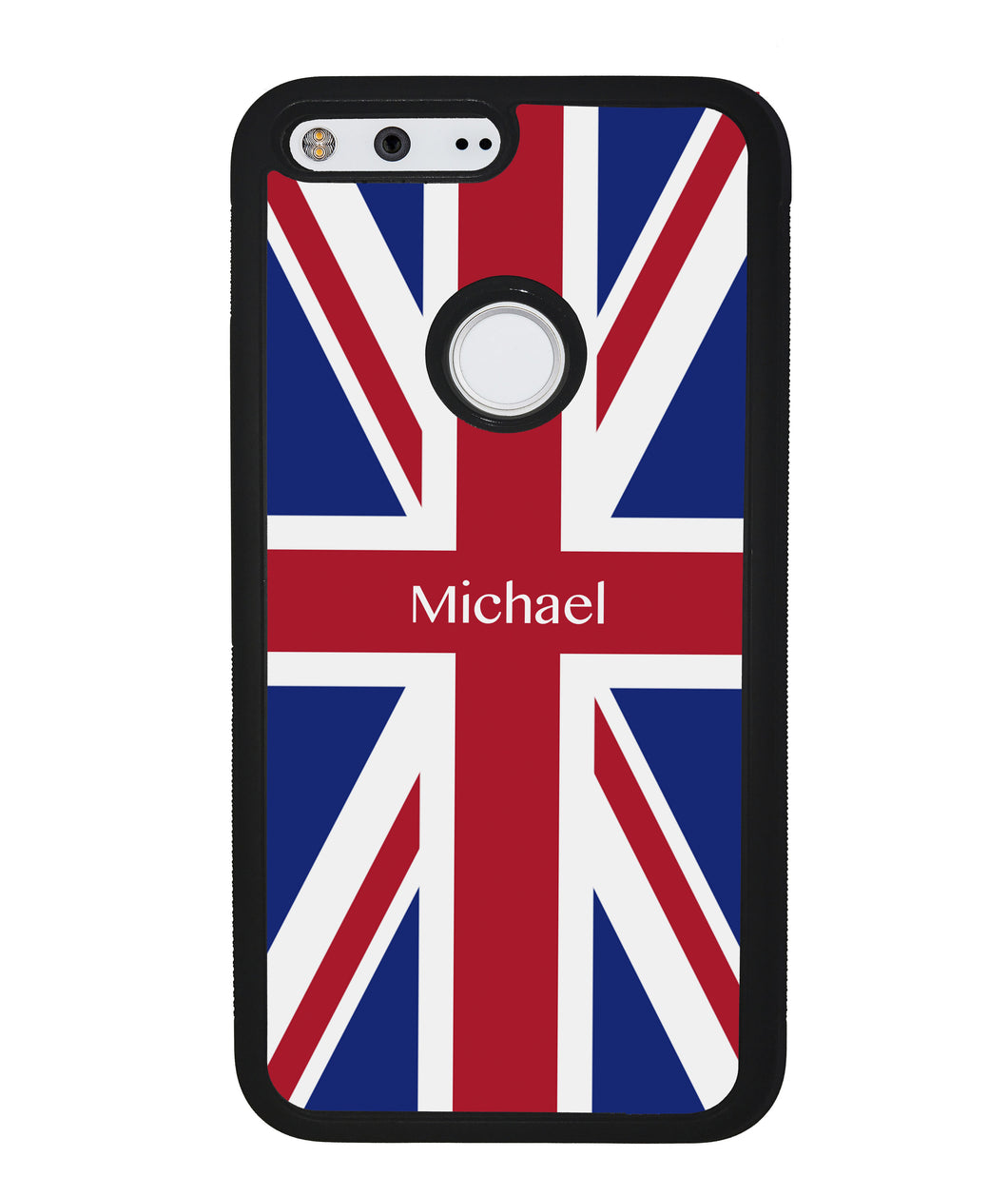 United Kingdom Flag Personalized | Google Phone Case