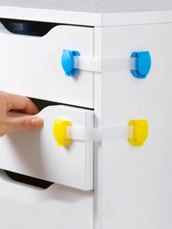Madsbag Child Safety Cupboard & Drawer Lock | Protect your kids from in-house accidents