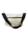 Madsbag Cotton Canvas Superhero Territory Sling Bag