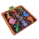 Madsbag Dart Game Playmat Fun Activity Mat For Kids Children (Cute Animals)