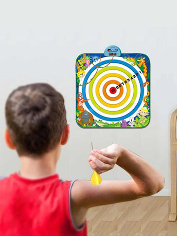 Kids Buy Dart Playmat With Electronic Scoring Online In India