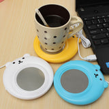 Madsbag Tea Coffee Milk USB Cup Warmer | This is NOT a Hot Plate | Bear Shaped