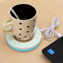 Madsbag Tea Coffee Milk USB Cup Warmer |  This is NOT a Hot Plate |
