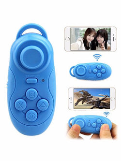 Wireless Bluetooth Presentation Remote Air Mouse With Selfie Clicker