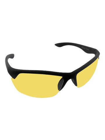 Madsbag Night Driving Glasses With Anti Glare Scratch Resistant Coating (102 )