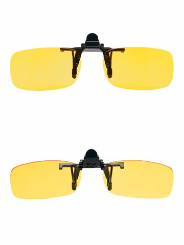Madsbag Night Driving Anti Glare Clip On Lens 104