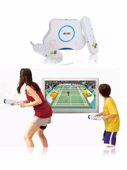 Madsbag Wireless Gaming Console With 203 Interactive Games