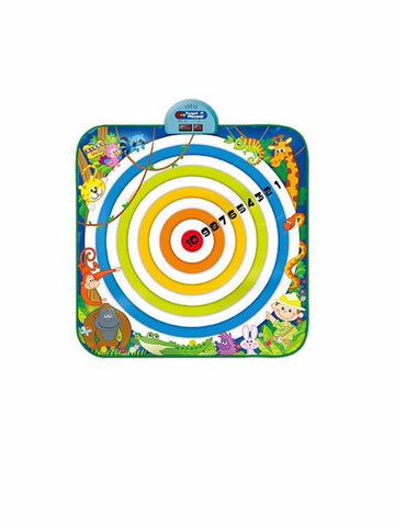 Madsbag Dart Game Playmat Fun Activity Mat With Electronic Scoring For Kids Children
