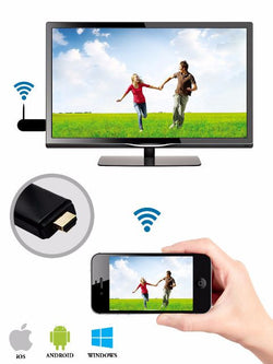 Madsbag Wireless TV Dongle for Miracast - Airplay - HDMI Display |