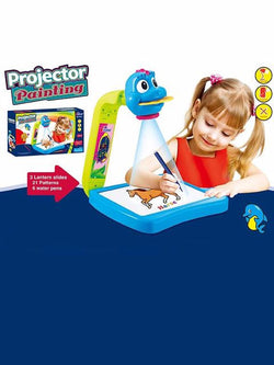 Madsbag Projector Painting Learning to Draw | Projecting Creative Drawing Toy