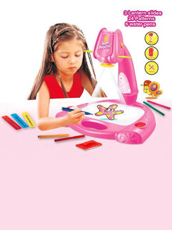 Madsbag Projector Drawing Learning to Draw | Projecting Creative Drawing Toy