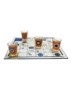 Madsbag Shooters and Ladders Drinking Board Game