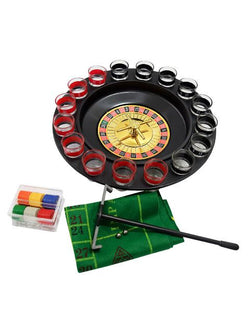 Madsbag Drinking Roulette Casino Game Set - 1