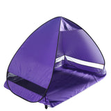 UV Protection Fully Automatic Sun Shade Portable Pop-up Tent