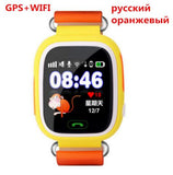 Fashionable Children Smart Watch with GPS Phone Positioning | 1.22 Inch Colour Touch Screen | SOS