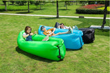 Portable Outdoor Inflatable Multi-Single Seater Sofa Lazy Air Bed