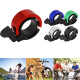 Smart Trendy Loud Horn Bike Cycling Handlebar Aluminium Alloy Bicycle Ring | 22.2mm - 24mm