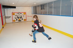 garage-synthetic-ice-rink