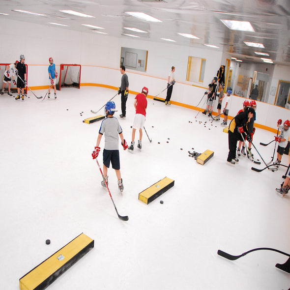 PolyGlide Ice Training Center