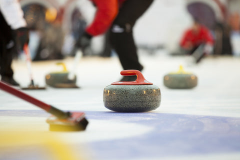 curling artificial ice rink