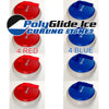 Polyglide Ice Curling Stone Set - PolyGlide Ice