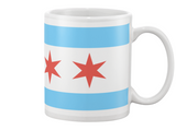 Chicago Flag Magic Mug