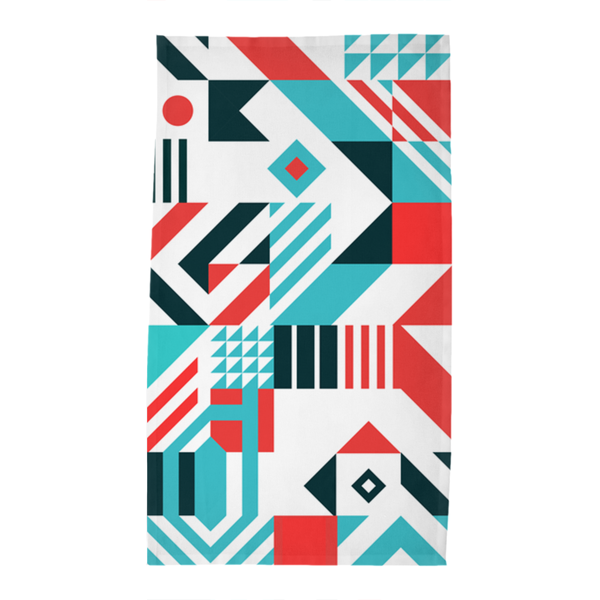 Geometric Tea Towels