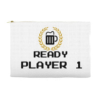 Ready Player 1 Zipper Pouch