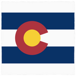 Colorado Flag Bandana