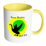 Goose Landing Golf Club Accent Mug