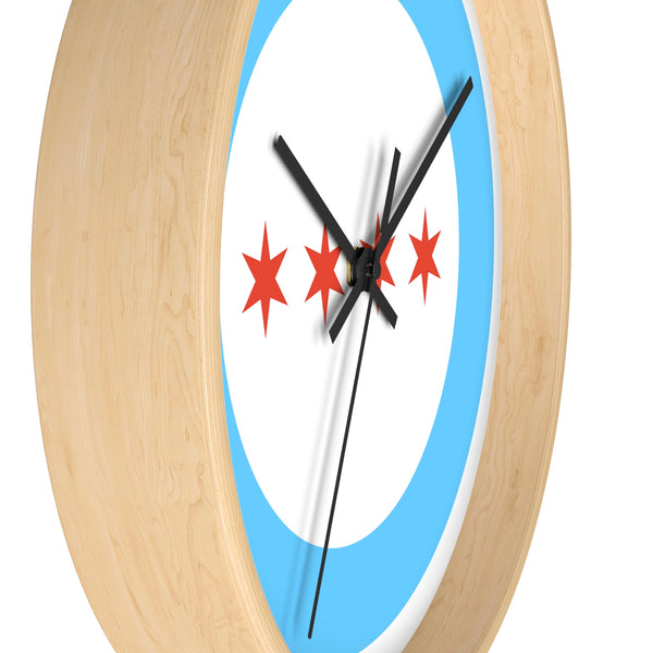 Custom Wooden Wall Clock