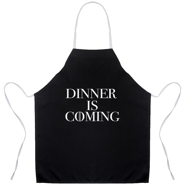 Dinner is Coming Apron