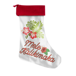 Mele Kalikimaka Christmas Stocking