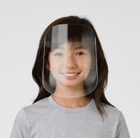 Custom Kids Face Shield