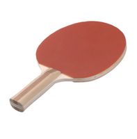Chicago Flag Ping Pong Paddle