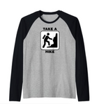Take a Hike Raglan T-Shirt