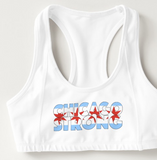 Chicago Strong Sports Bra