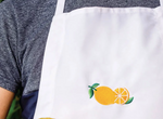 Custom Embroidered Apron
