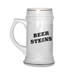 Custom 22 Ounce Ceramic Stein