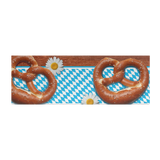 German Pretzel Yoga Mat